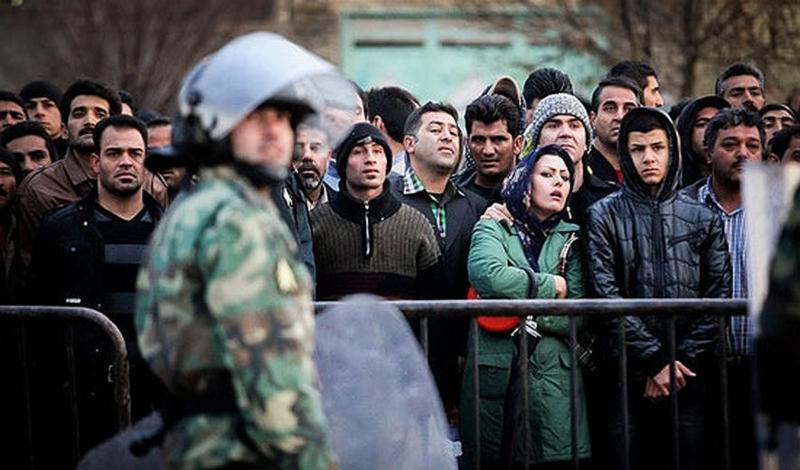 Prisoners Executed in Public in Southern Iran