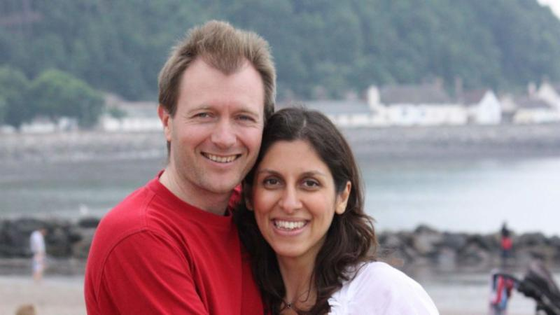 Nazanin Zaghari Ratcliffe - Detained in Iran