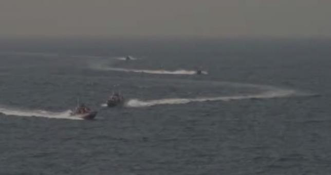 Iran High Speed Intercept