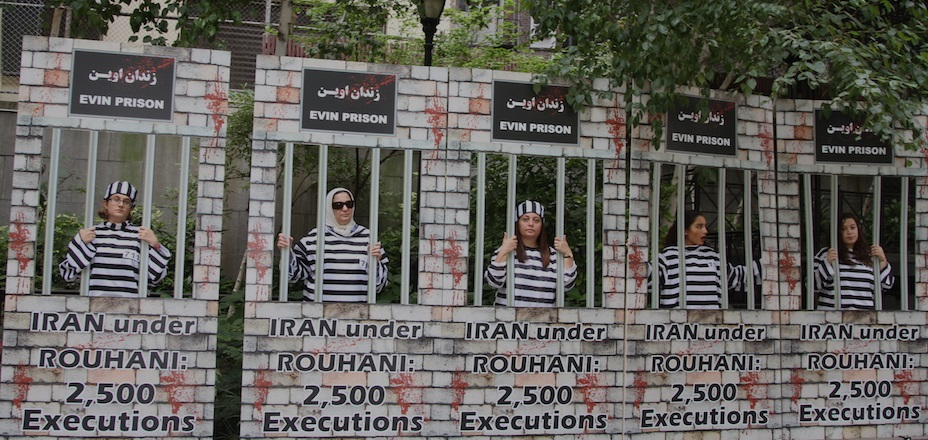 Iran's Women - Remembrance of 1998 Massacre