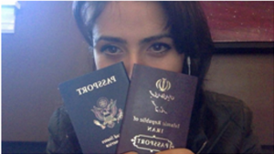 New Iranian Passport