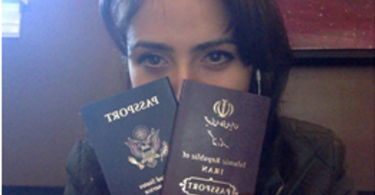 New Iranian Passport