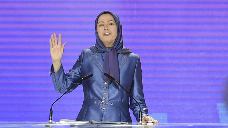 Maryam Rajavi | Leader - The People's Mujahedin of Iran