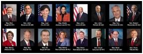 99 bi-partisan co-sponsors