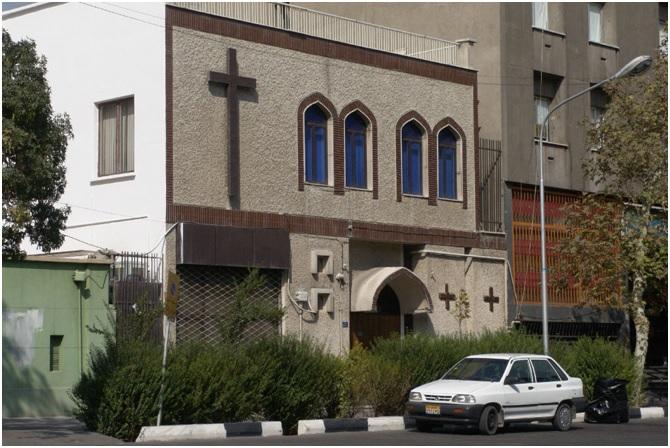 Churches In Iran