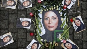 Neda Agha Soltan Shot Dead - Iranian election protests