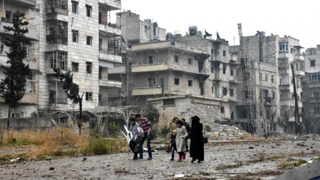 Syrian Rebels Blame Iran