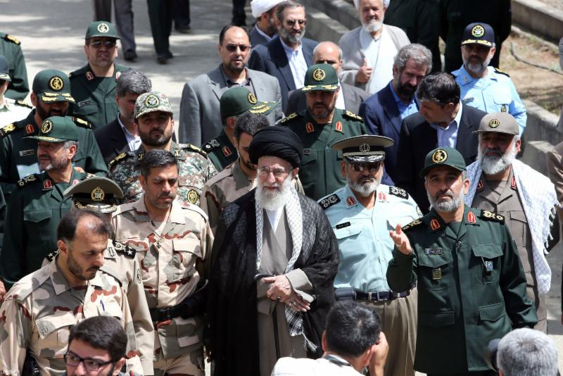 Terrorist Organization IRGC