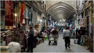 Tehran bazaar - Iran's Market