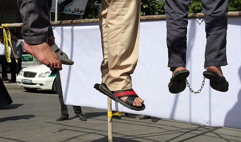 Iran Prisoners Hanged