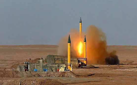 Ballistic Missile Test