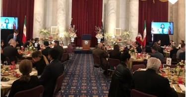 Senior Senators of US in Nowruz Event