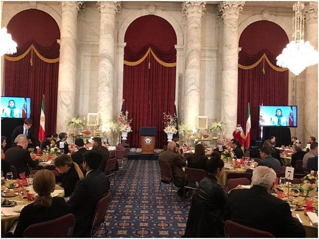 Iran Policy Briefing - OIAC Senate Nowruz Event