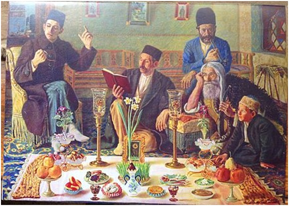 The Festival of Nowruz: A Symbol for a Free Iran