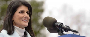 Nikki Haley - 29th US Ambassador