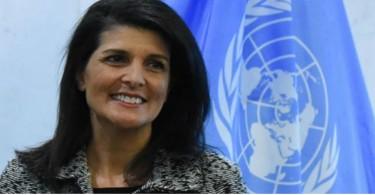 Nikki Haley | US Ambassador