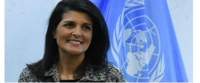 Nikki Haley | US Ambassador