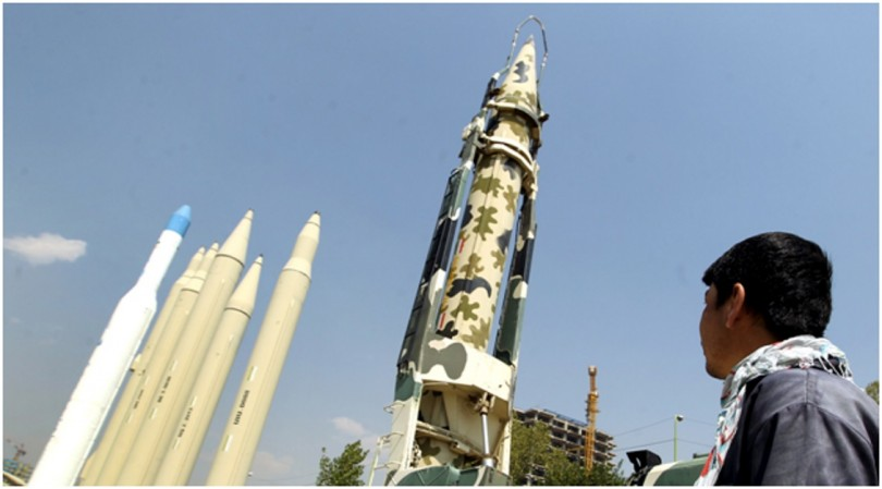 Iran's Missile Testing