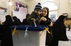Iran's presidential elections - Public Voting