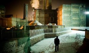 Iran's holy city of Mashhad