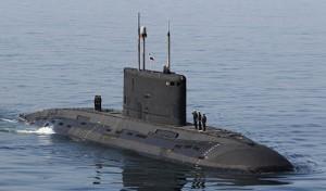 Ghadir Submarine
