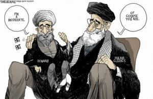 Iran Hard-Liners Vs Moderates