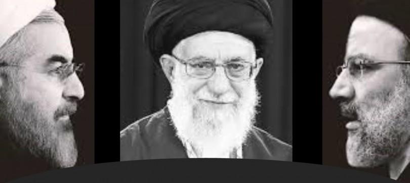 Khamenei Rouhani Raisi