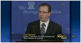 Ilan Berman |Vice President American Policy
