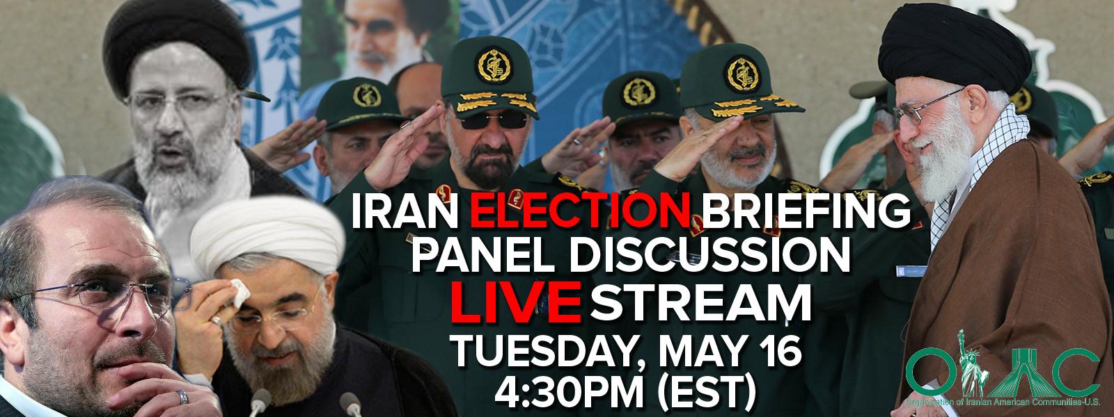Iran Election Briefing