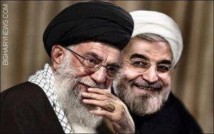 Rouhani & Khamenei