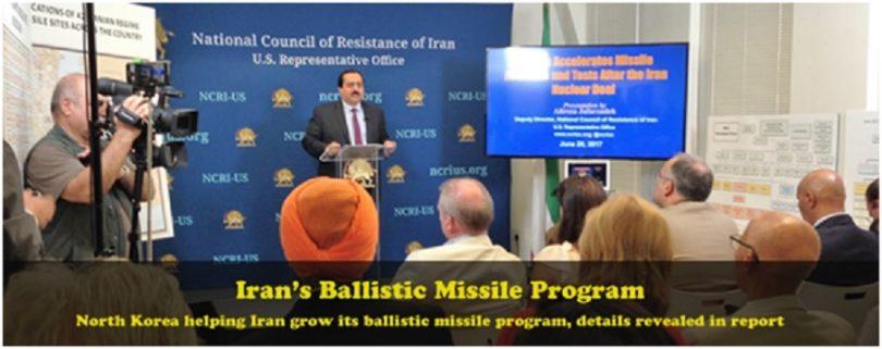 Iran's Ballistic Missile Program