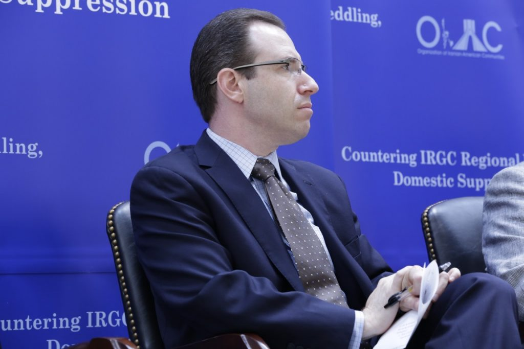 Dr Ilan Berman | Senior Vice President of American Foreign Policy