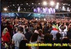 Free Iran Gathering - Paris, 2017
