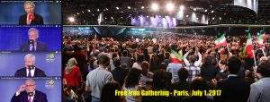 Free Iran Gathering - Paris, 2017