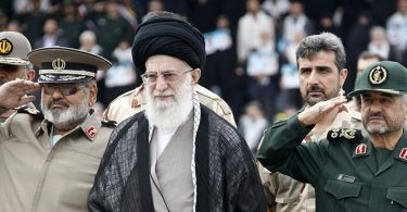 Ali Jafari - Iranian commander of IRGC