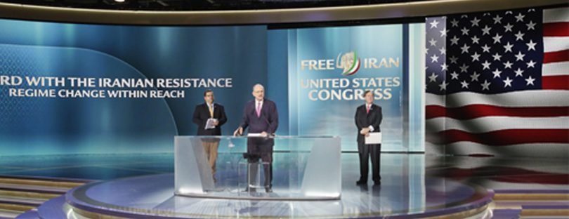 Congressional Members Speaking at the Free Iran Gathering 2017