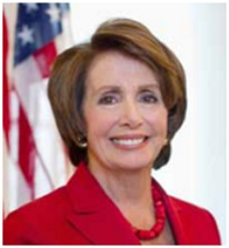 Democratic Leader Nancy Pelosi