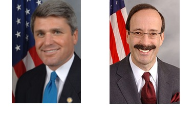 Michael McCaul And Eliot Engel - U.S. Representative