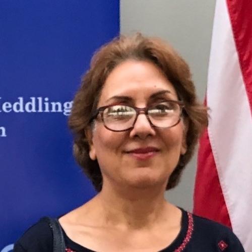 Dr. Afsaneh Esmaeilbeigi