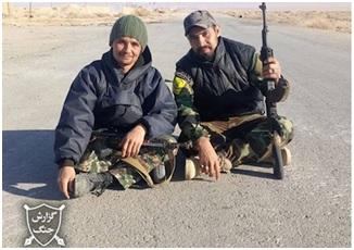 Iran's Militant Soldiers
