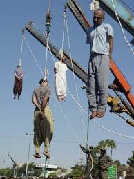 Public Youth Execution in Iran
