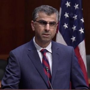 Dr. Majid Sadeghpour | Political Director OIAC