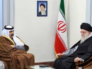 Bedfellows: Qatar and Iran
