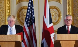 US & UK Delegates over Iran's Nuclear Deal