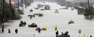 Hurricane Harvey Recovery Efforts