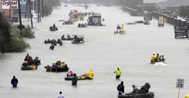 Hurricane Harvey Recovery Efforts