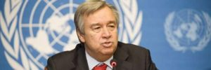 Antonio Gutteres | The United Nations Secretary General