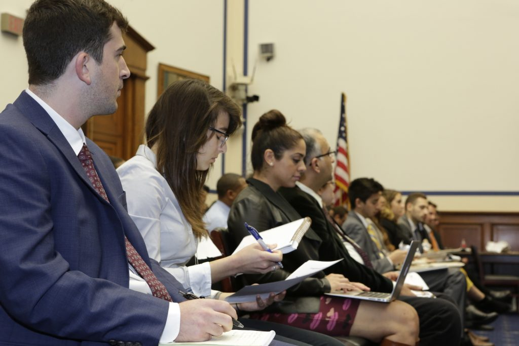 Congressional Briefing 103