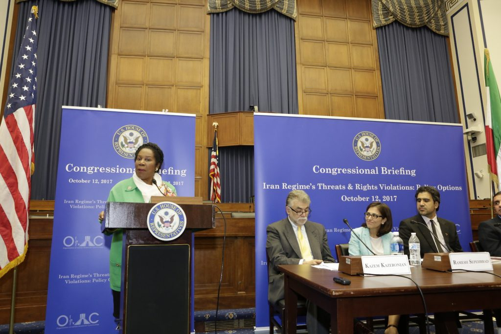Congressional Briefing 106