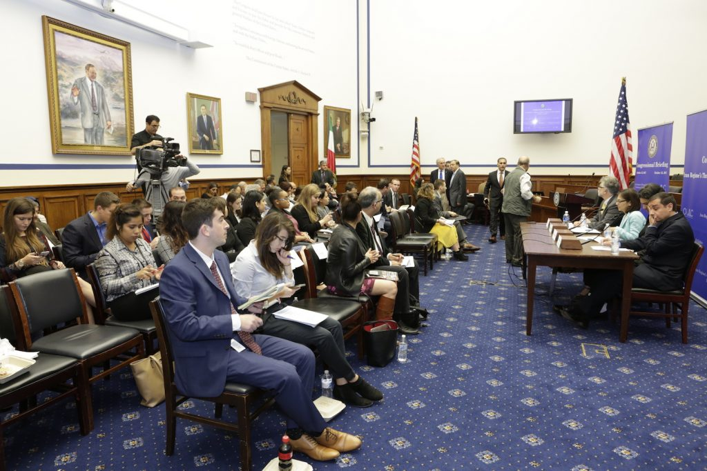 Congressional Briefing 114